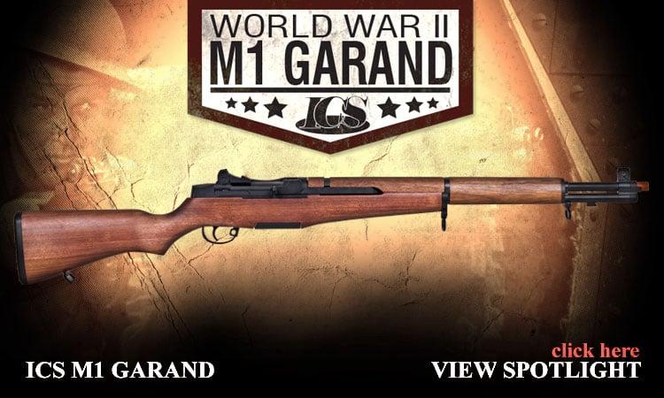 Semi Only Function Ww2 Airsoft Guns M1 Garand