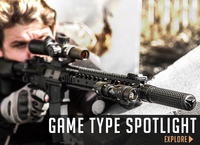 Airsoft GI Game Type Spotlights