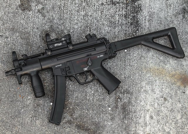 Airsoft Elite Force H&K MP5K