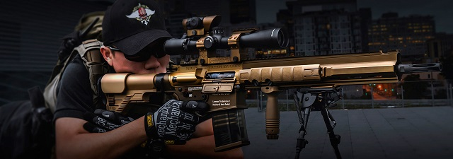 HK G28 Airsoft Sniper Rifle
