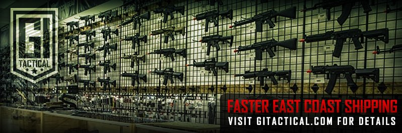 GI Tactical Now Shipping From the East Coast