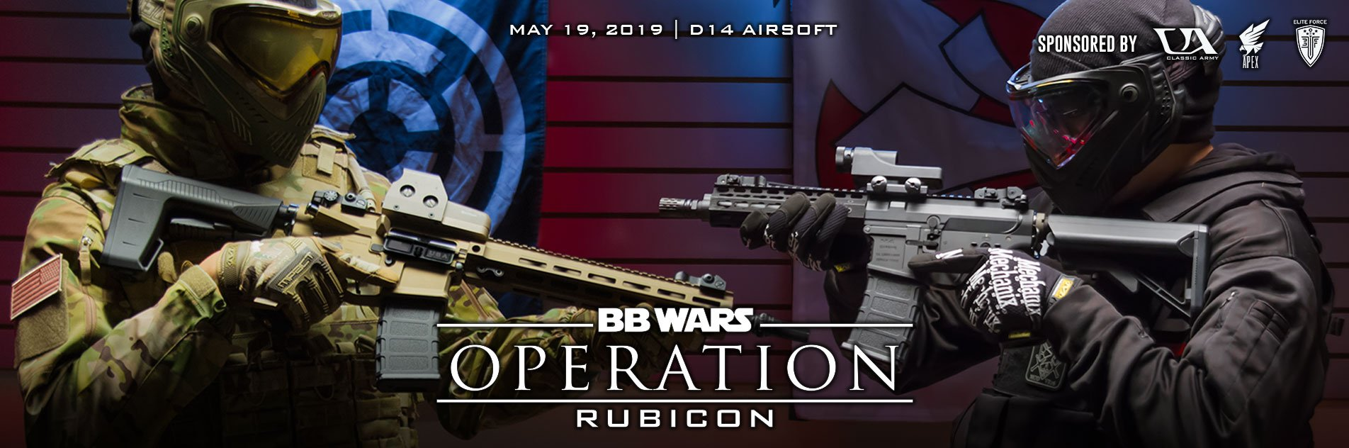 BB Wars Operation Rubicon