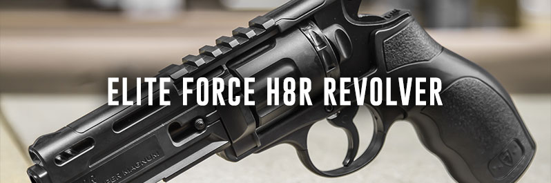 Elite Force H8R Revolver