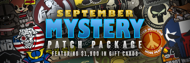 Mystery Patch Package