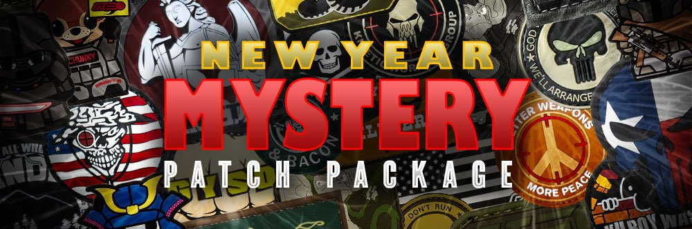 New Years Patch Package