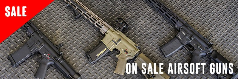 On Sale Airsoft Guns
