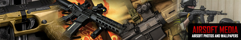 Your destination for airsoft guns and tactical gear photos