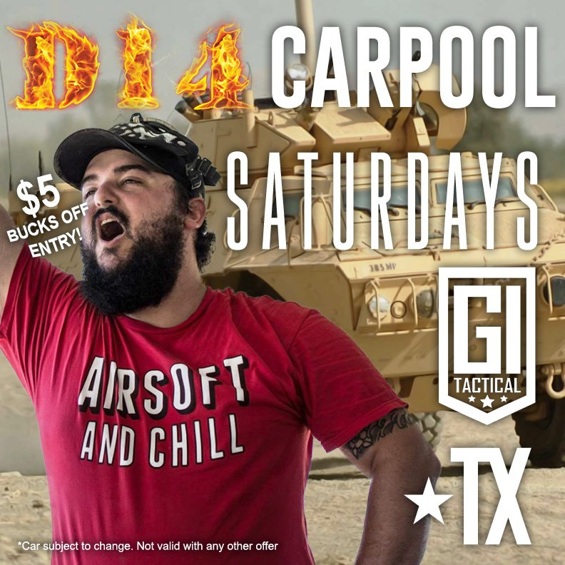 D14 Carpool