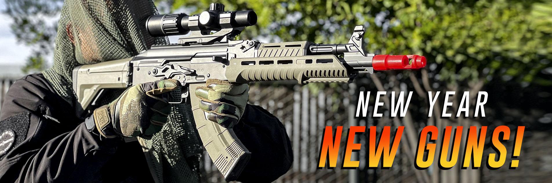 New Year New Guns