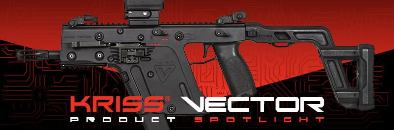 Krytac Kriss Vector AEG Airsoft SMG ( Choose an Option )