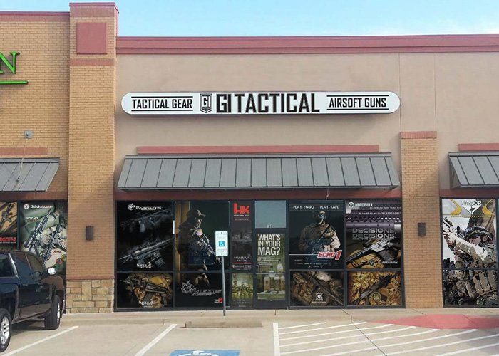 GI Tactical Texas Store