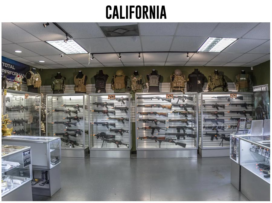 California Store - Airsoft GI CA