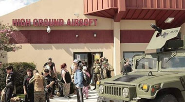 GI Tactical High Ground Airsoft Shop