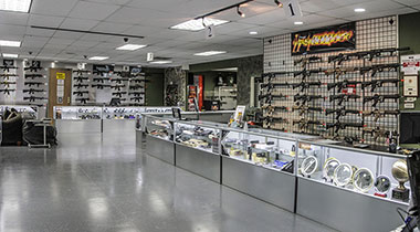 Airsoft GI Los Angeles - Walnut, California Retail Store