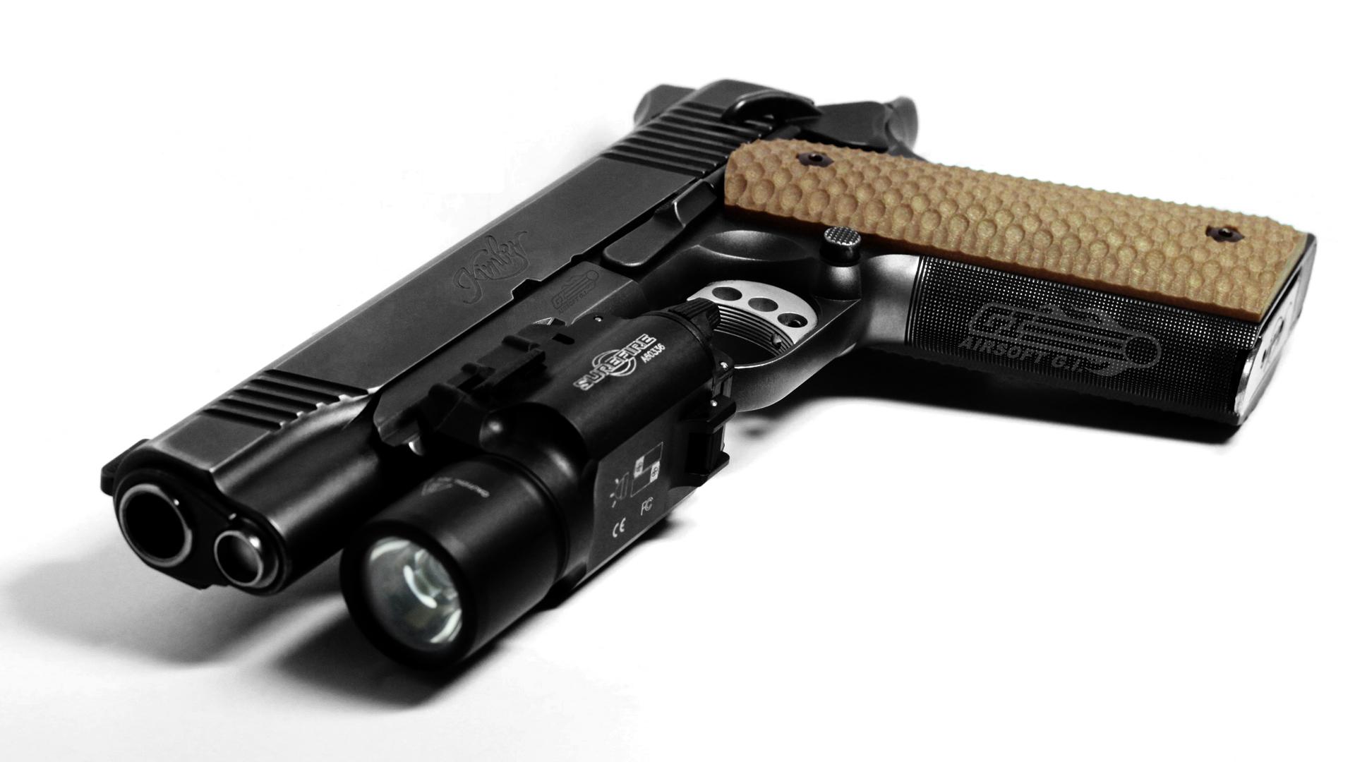 1911 Best Pistol Design EVER