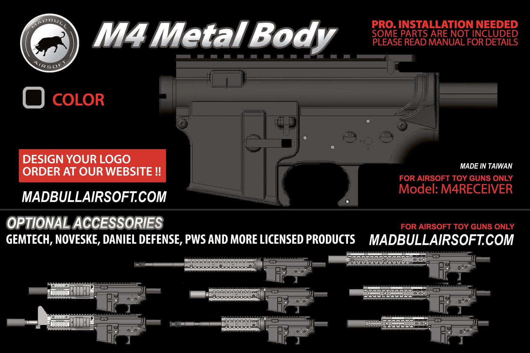 M4 Body