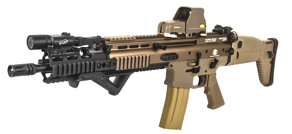 SCAR Rail Extension – Necessity or Extra? | Airsoft GI TV Blog