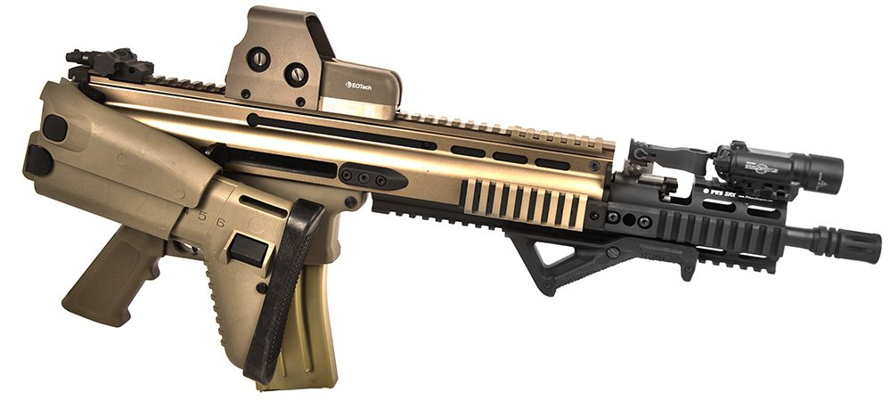 SCAR Rail Extension – Necessity or Extra?   Airsoft GI TV Blog