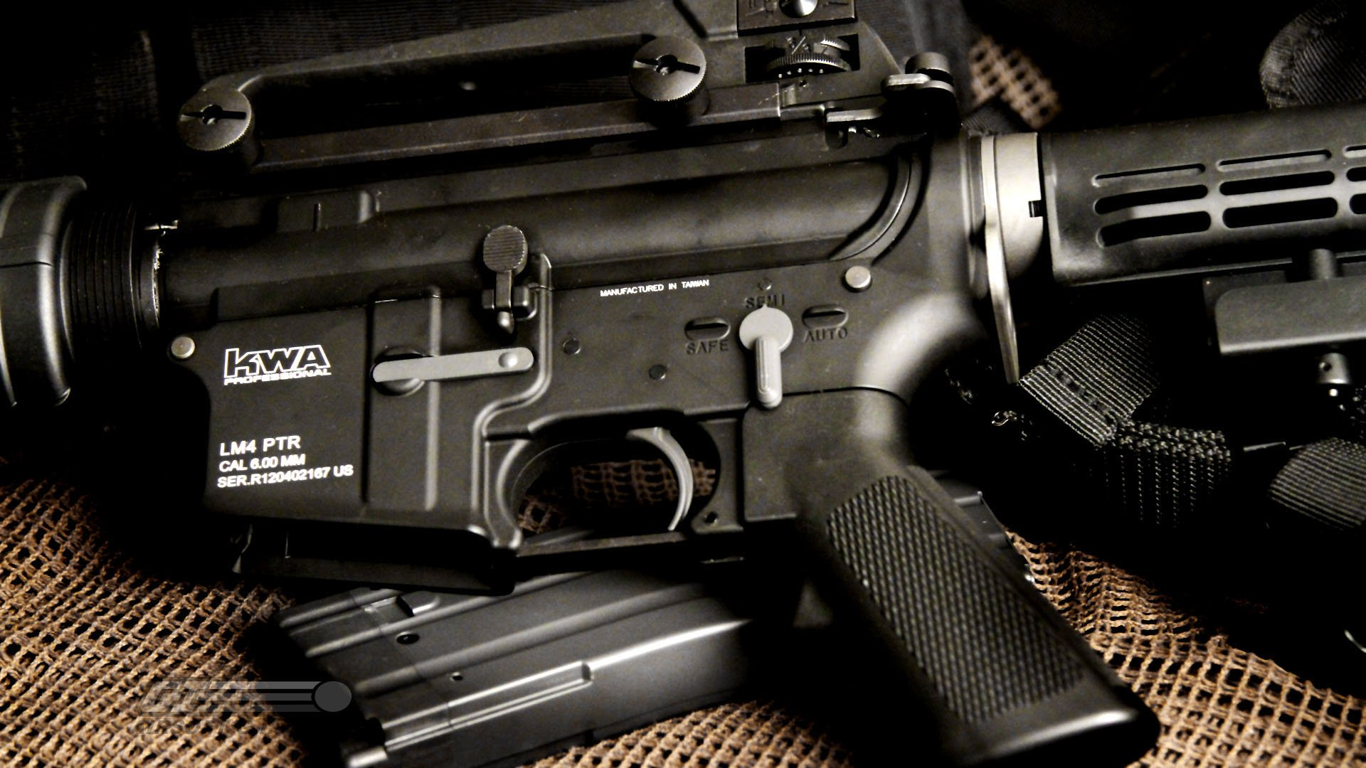 KWA LM4 - The Professional Training Rifle | Airsoft GI TV Blog