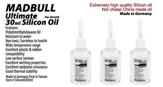 Madbull Ultimate Silicone Oil 30ml
