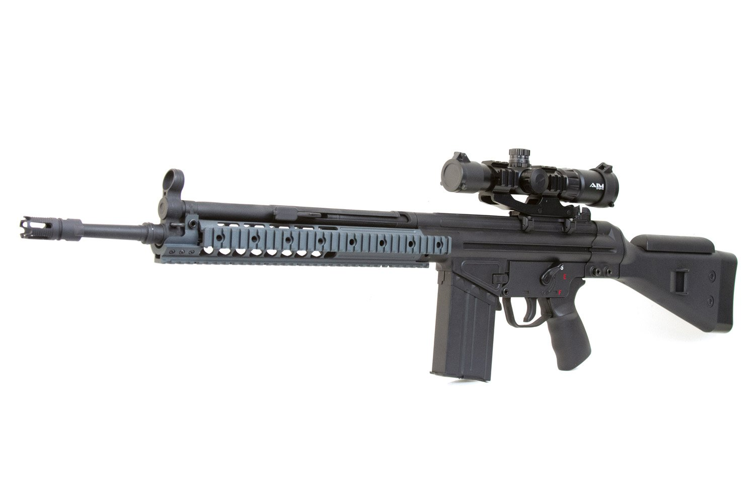 Airsoft Gi Custom G3 Recon Aeg Airsoft Rifle