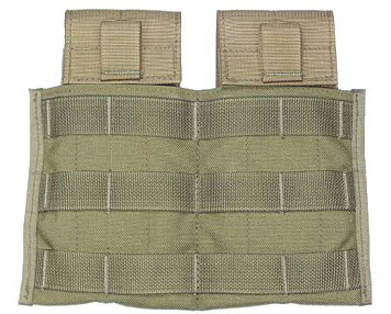 Specter Double Modular M16 Magazine MOLLE Pouch #282 ( OD )