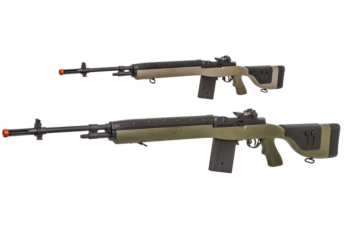 Lancer Tactical CM032D M14 AEG Airsoft Rifle (Option)