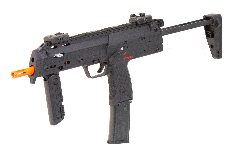 Elite Force H K Mp7 Aeg Airsoft Smg By Vfc Black