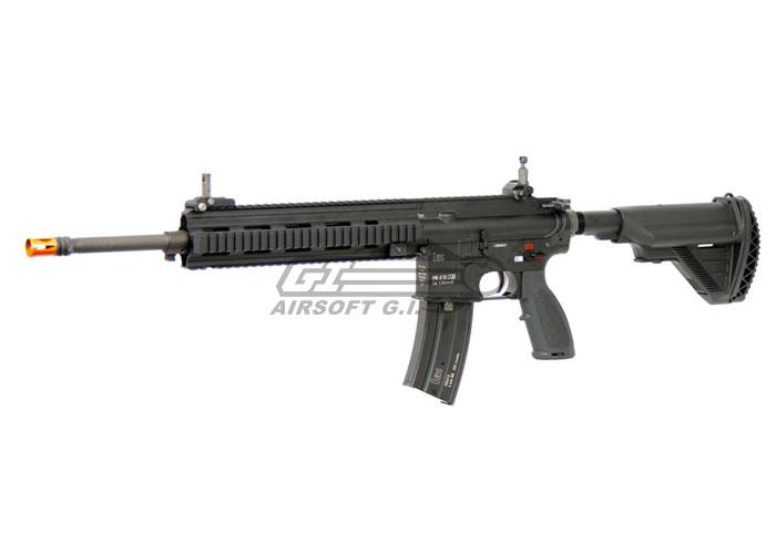 Airsoft gi custom h amp k 416 iar m27 infantry assault rifle airsoft gun