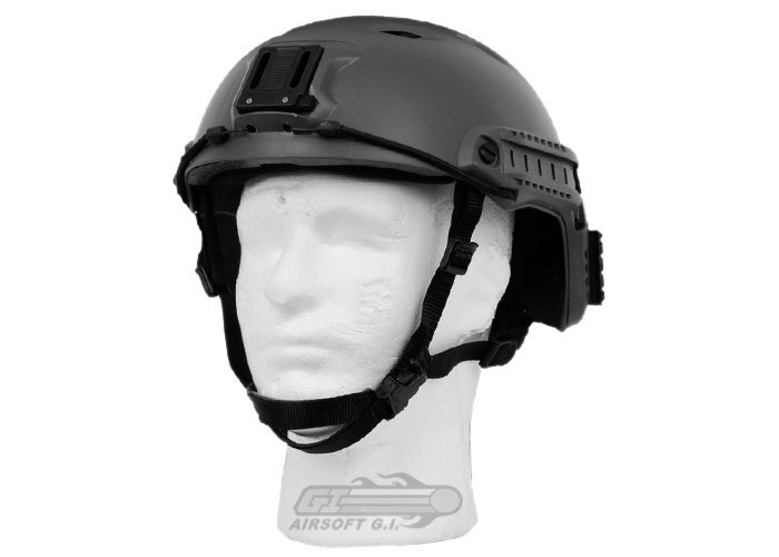 Lancer Tactical Helmet (Black)