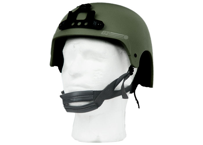Lancer Tactical IBH Helmet (OD)