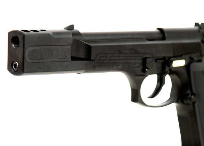 Socom Gear Hitman M9 Gbb Airsoft Pistol Black