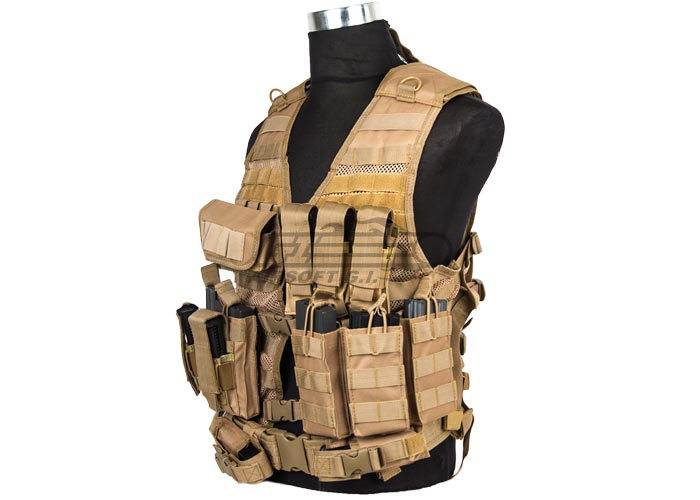 Magpul Tactical Vest Ops Tactical Vest Tan
