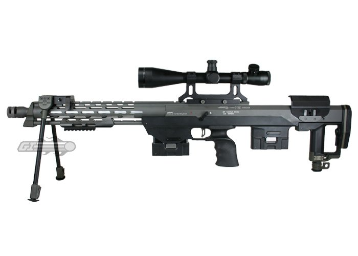 ARES Full Metal DSR-1 Version 2 Gas Powered Bolt Action ...