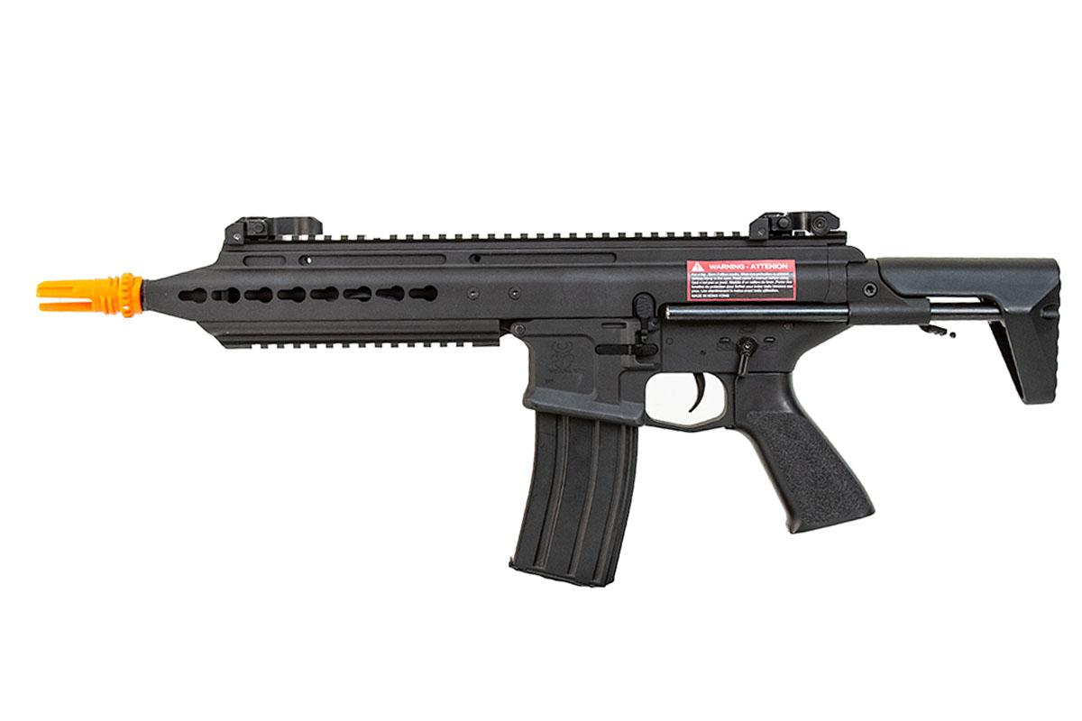 *Factory Deal* Classic Army Scarab SAR Carbine AEG Airsoft Rifle (Black)
