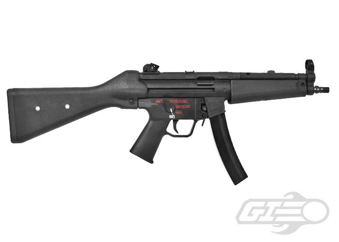 H&K MP5A4 Full Metal Airsoft AEG Rifle by Umarex   Evike.com