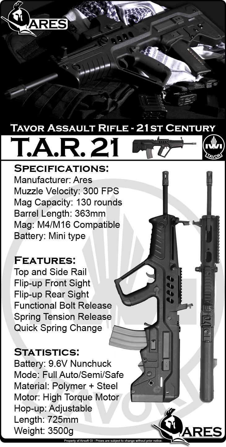 ARES TAR 21 Tavor