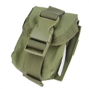 Condor Outdoor MOLLE Single Frag Grenade Pouch (OD Green)