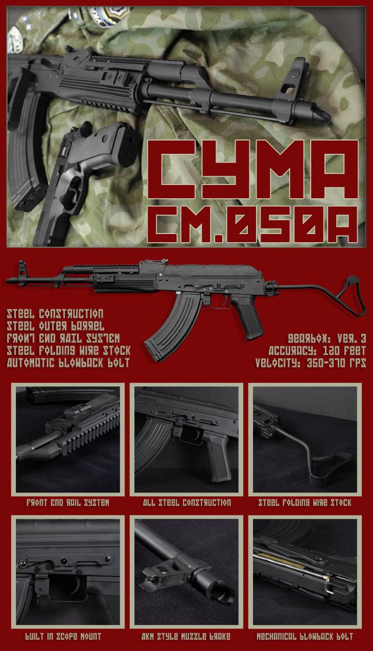 CYMA CM050A =