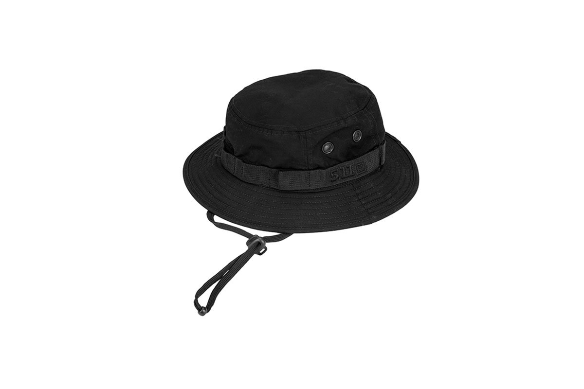 5.11 Outdoor Boonie Hat ( Black   L-XL ) c476e618491