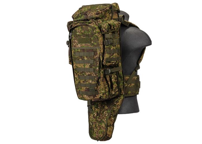 76ad1b9cc29 Lancer Tactical Nylon Rifle Backpack (PC Green)