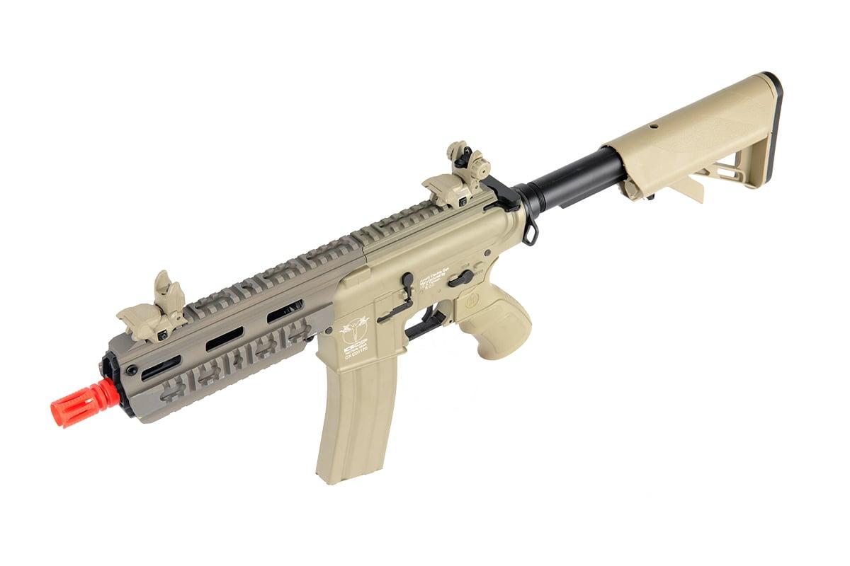 ICS CXP-16 M4 CQB AEG Airsoft Rifle (TAN)