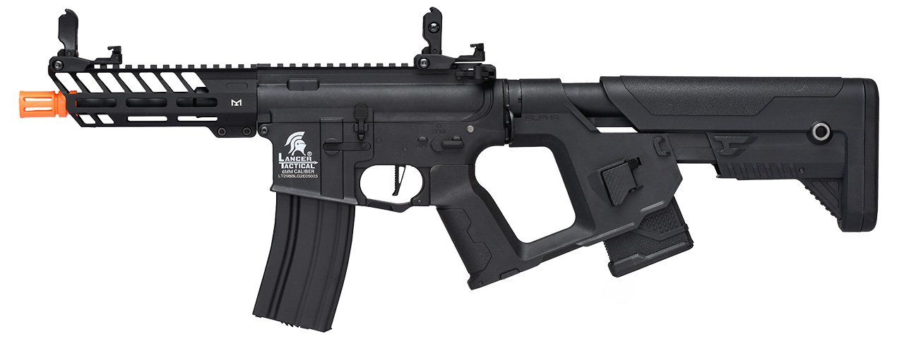 Lancer Tactical Enforcer Hybrid Needletail AEG With Alpha Stock Low FPS  Version (Option)