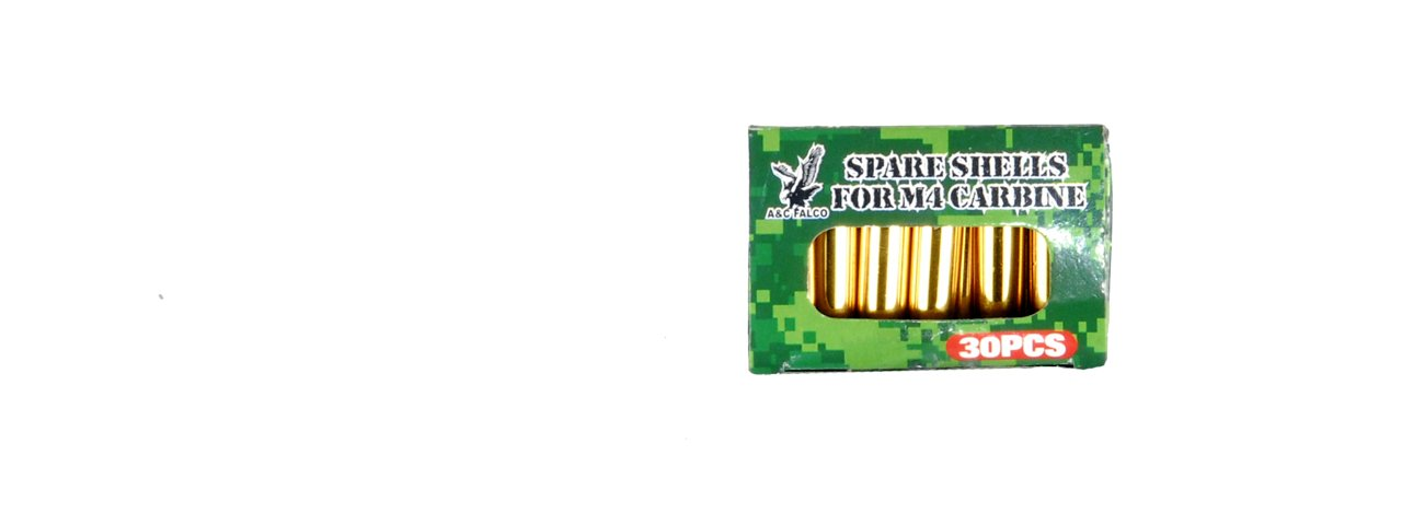 UK Arms Cartridge for Shell Ejecting M4A1 (30 pack)
