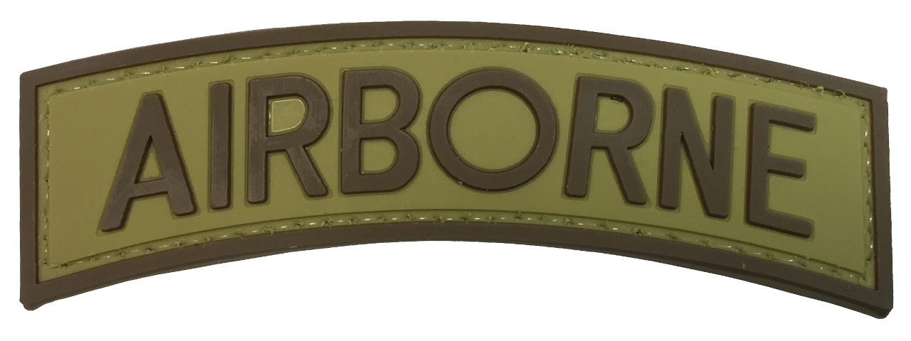 G-Force Airborne PVC Arch Patch (Choose an Option)