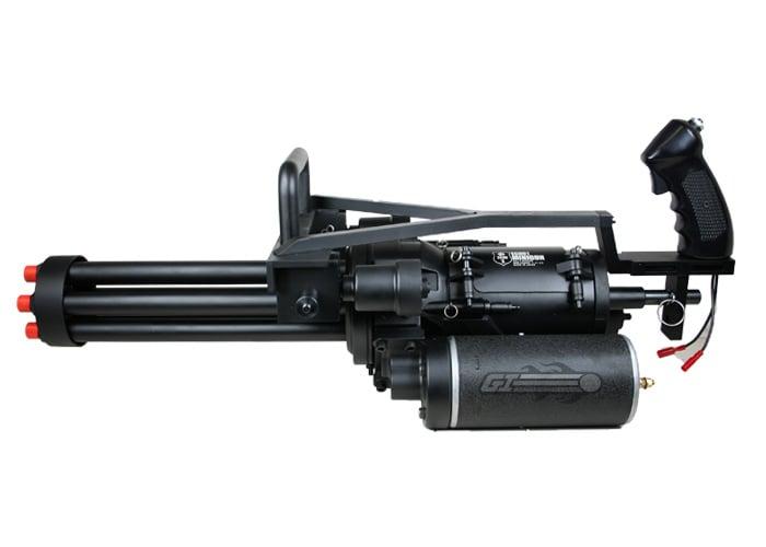 how much does a minigun airsoft gun cost. Black Bedroom Furniture Sets. Home Design Ideas