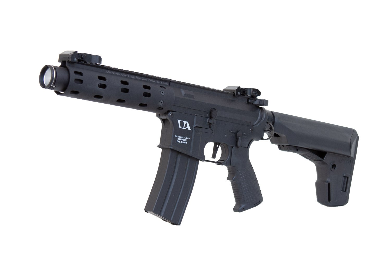 Airsoft Gi Custom Classic Army Ecs Skirmish Mfr Airsoft Rifle Black