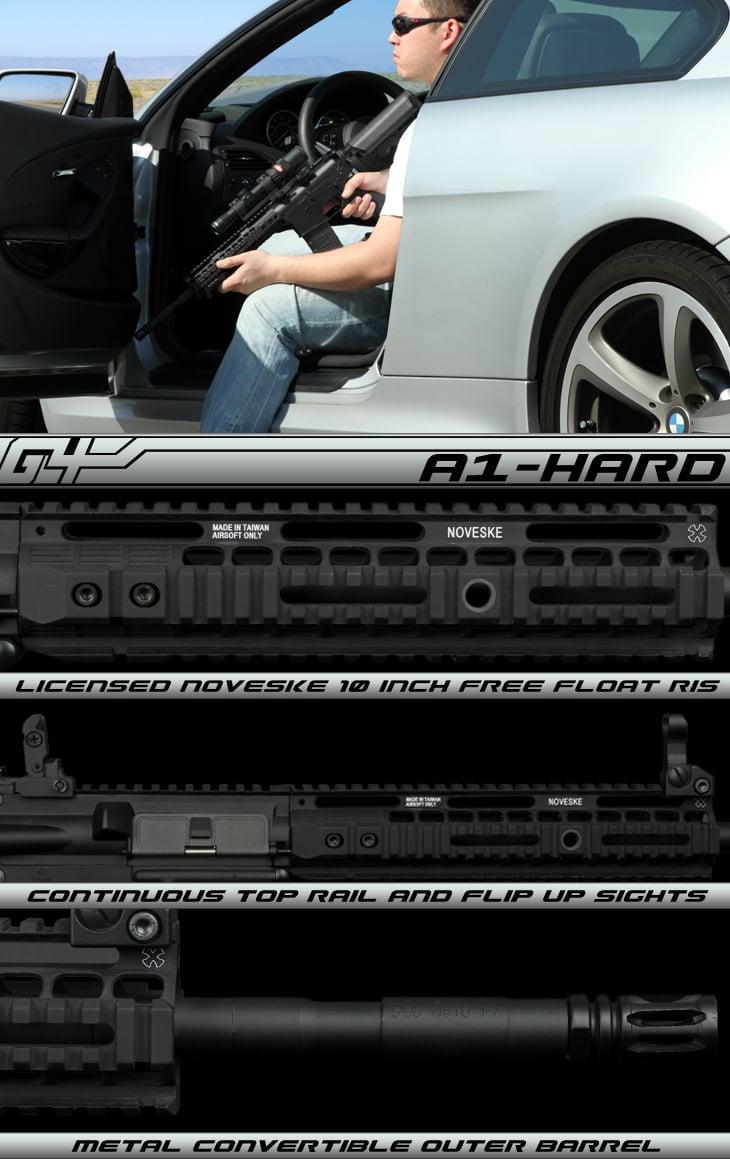 Airsoft GI G4-A1 Hard