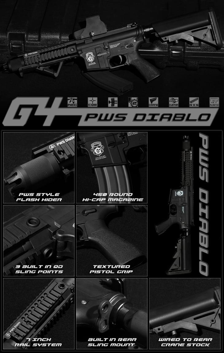 G4 PWS Diablo