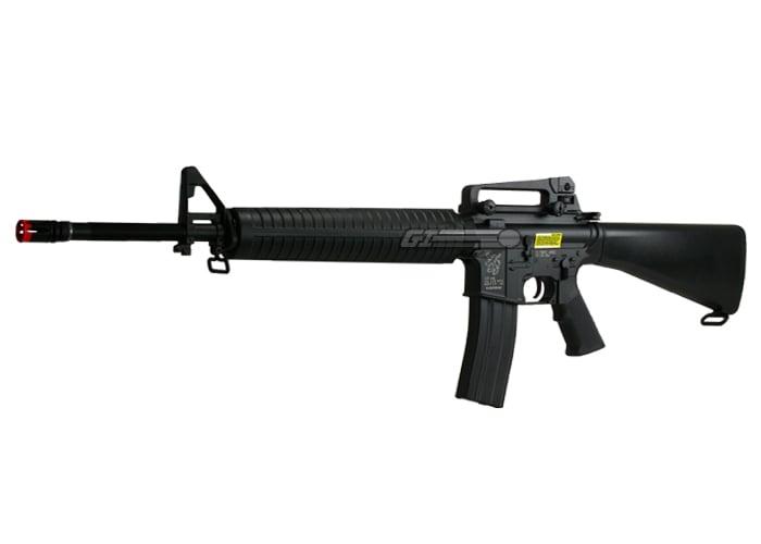 ICS M16 A3 Rifle AEG Airsoft Gun ( Black ) M16 Airsoft